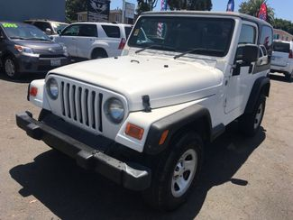2006 Jeep Wrangler Sport Right Hand Drive in San Diego, CA 92110