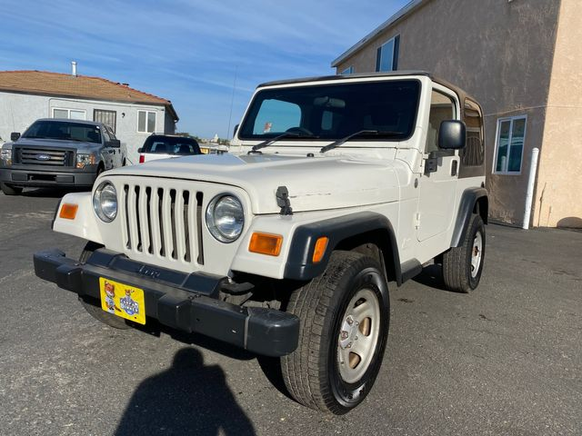 2006 Jeep Wrangler TJ RHD - Right Hand Drive 4x4