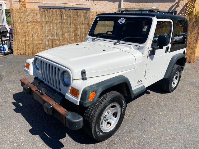2006 Jeep Wrangler Sport Right Hand Drive