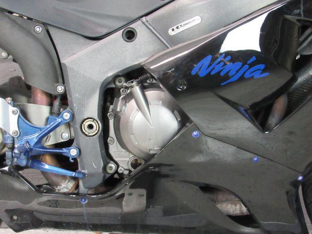 2006 Kawasaki Ninja ZX6R in Dania Beach , Florida 33004