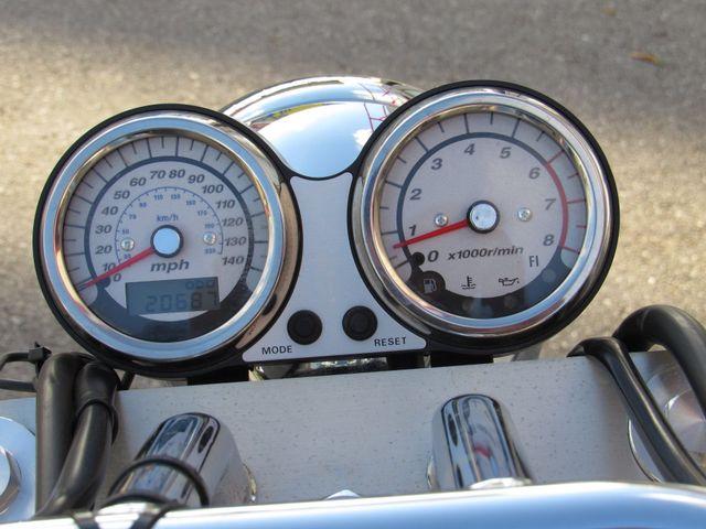 2006 Kawasaki Vulcan 1600 Mean Streak in Dania Beach , Florida 33004