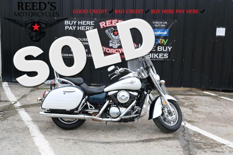 2006 Kawasaki Vulcan 1600 Nomad VN1600D | Hurst, Texas | Reed's Motorcycles in Hurst Texas