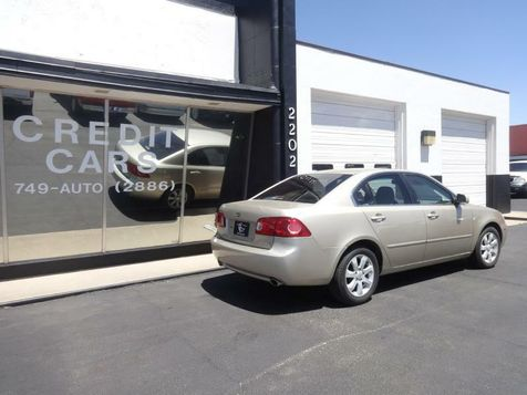 2006 Kia Optima LX | Lubbock, TX | Credit Cars  in Lubbock, TX