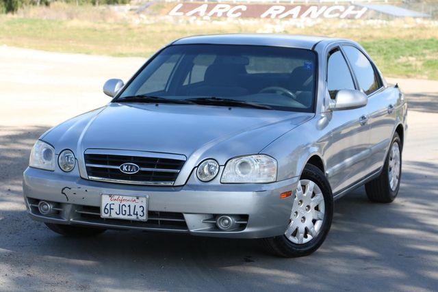 2006 Kia Optima LX Santa Clarita, CA 4
