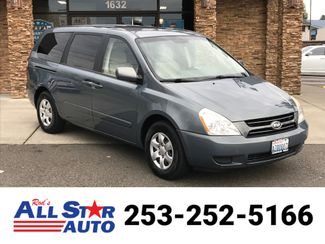 2006 Kia Sedona LX in Puyallup Washington, 98371