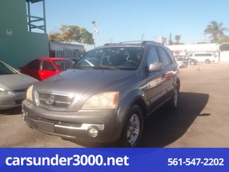 2006 Kia Sorento EX Lake Worth , Florida 0