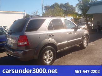 2006 Kia Sorento EX Lake Worth , Florida 2