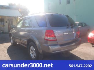 2006 Kia Sorento EX Lake Worth , Florida 3