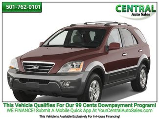 2006 Kia SORENTO/PW  | Hot Springs, AR | Central Auto Sales in Hot Springs AR