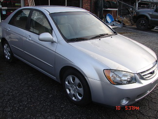 2006 Kia Spectra EX Spartanburg, South Carolina 1