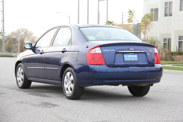 2006 Kia Spectra EX Santa Clarita, CA 5