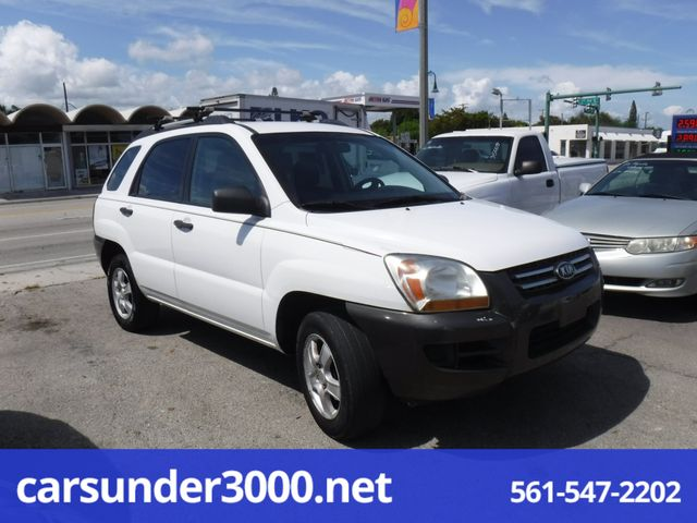 2006 Kia Sportage LX Lake Worth , Florida 0