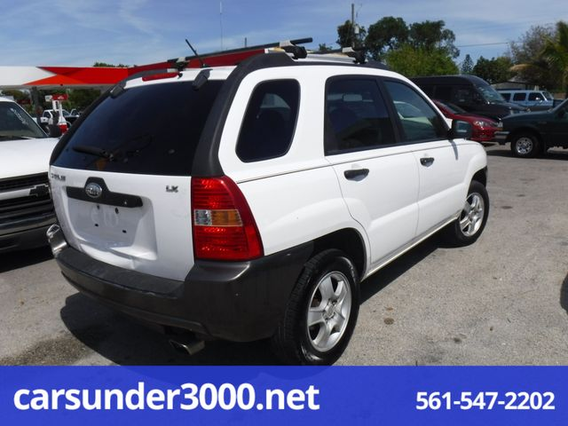 2006 Kia Sportage LX Lake Worth , Florida 1