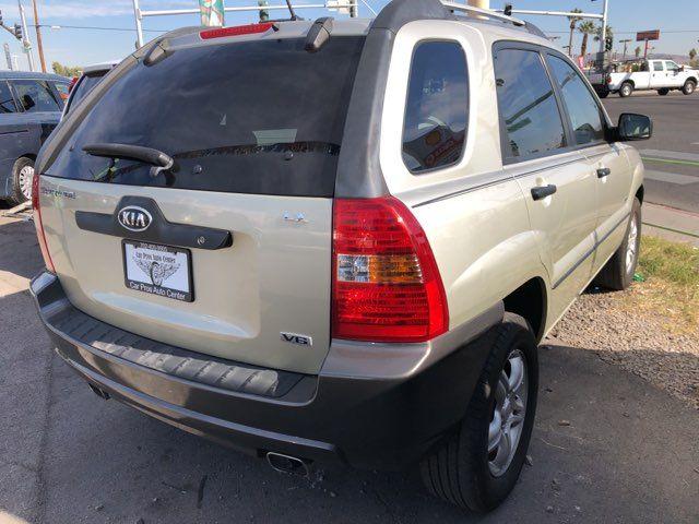 2006 Kia Sportage LX CAR PROS AUTO CENTER (702) 405-9905 Las Vegas, Nevada 3