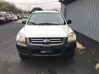 2006 Kia Sportage LX  city TX  Clear Choice Automotive  in San Antonio, TX