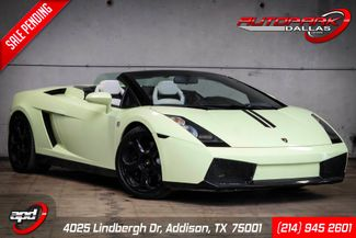 2006 Lamborghini Gallardo Spyder AWD in Addison, TX 75001