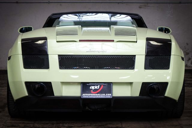2006 Lamborghini Gallardo Spyder AWD in Addison TX, 75001