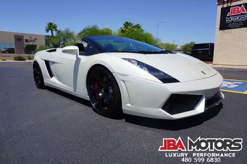 2006 Lamborghini Gallardo Spyder Convertible   MESA, AZ   JBA MOTORS in MESA AZ