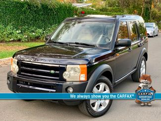 2006 Land Rover LR3 HSE NAVIGATION XENON AUTOMATIC SERVICE RECORDS in Van Nuys, CA 91406