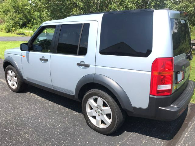 2006 Land Rover LR3 HSE Knoxville, Tennessee 4