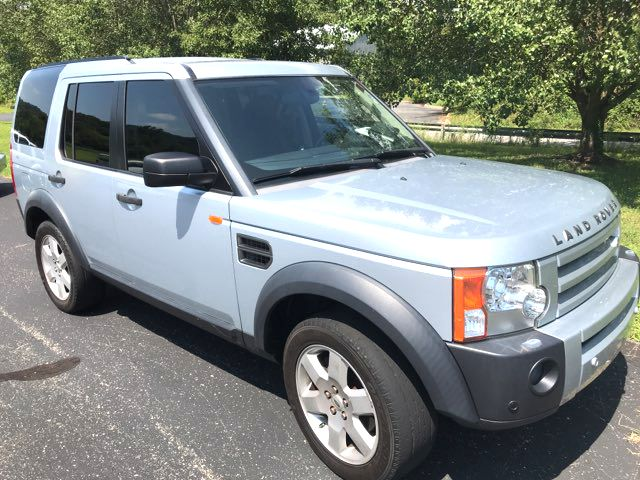 2006 Land Rover LR3 HSE Knoxville, Tennessee 2