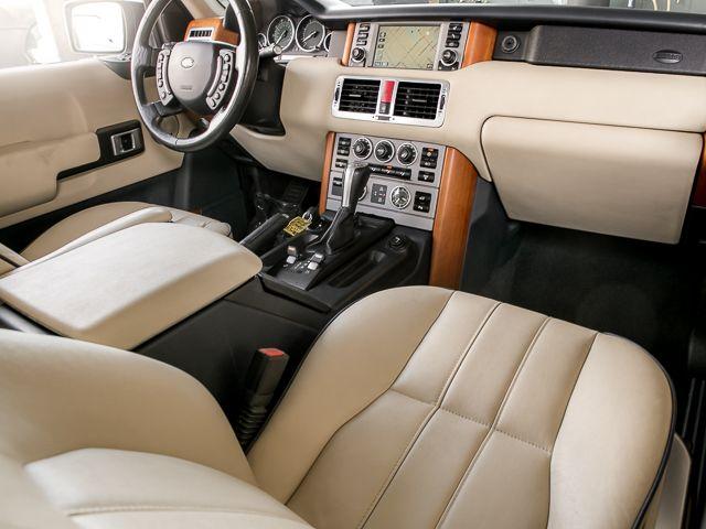 2006 Land Rover Range Rover HSE Burbank, CA 11