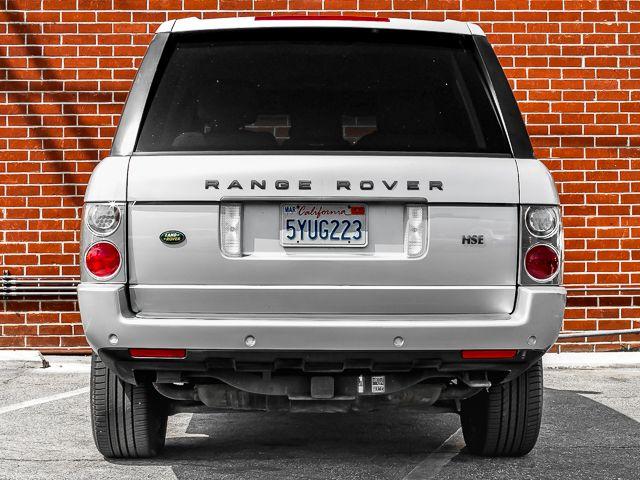 2006 Land Rover Range Rover HSE Burbank, CA 3