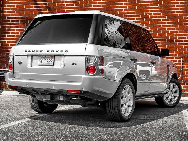 2006 Land Rover Range Rover HSE Burbank, CA 4