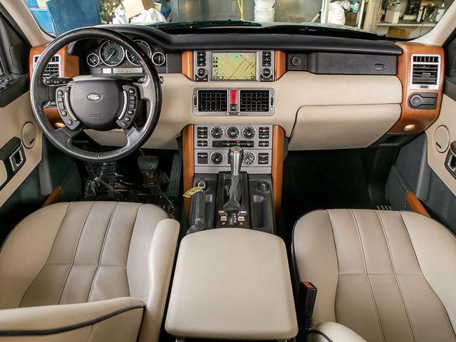 2006 Land Rover Range Rover HSE Burbank, CA 8