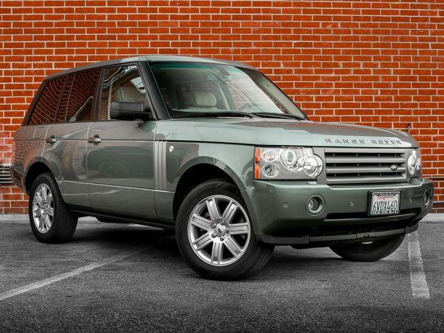 2006 Land Rover Range Rover HSE Burbank, CA 1