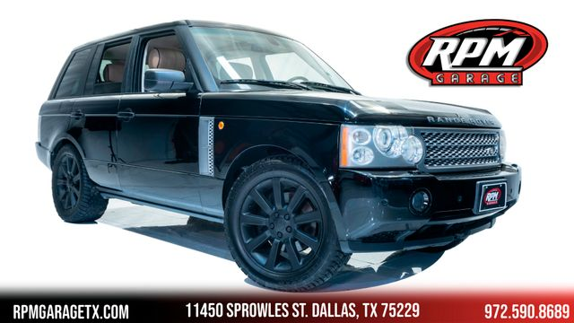 2006 Land Rover Range Rover Supercharged in Dallas, TX 75229