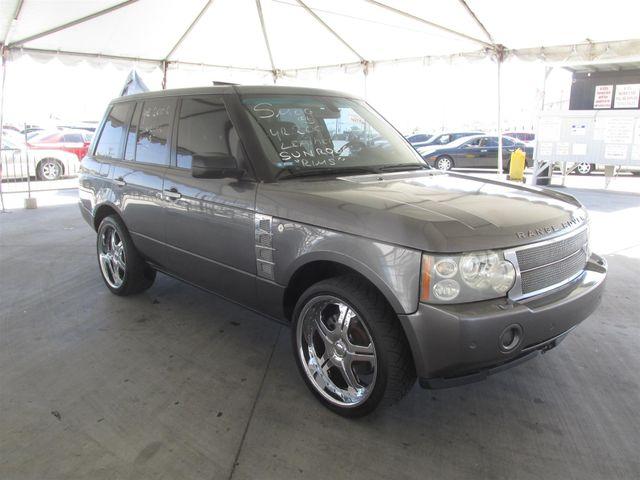 2006 Land Rover Range Rover HSE Gardena, California 3