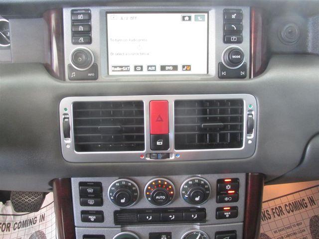 2006 Land Rover Range Rover HSE Gardena, California 6