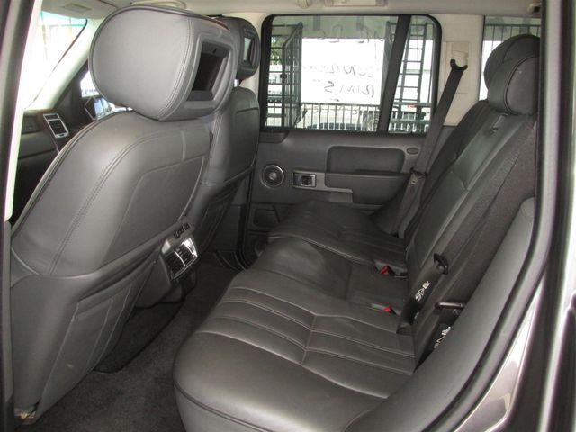 2006 Land Rover Range Rover HSE Gardena, California 10