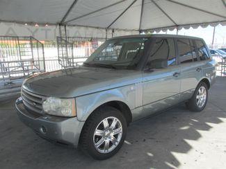 2006 Land Rover Range Rover HSE Gardena, California