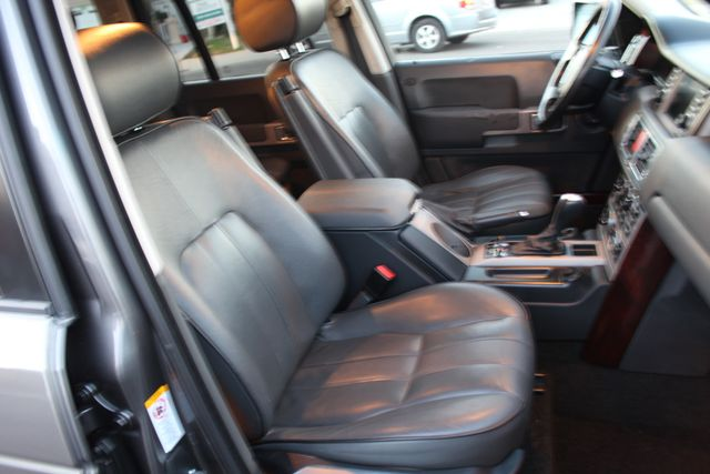 2006 Land Rover RANGE ROVER HSE LUXURY NAVIGATION REAR DVD SERVICE RECORDS in Woodland Hills, CA 91367