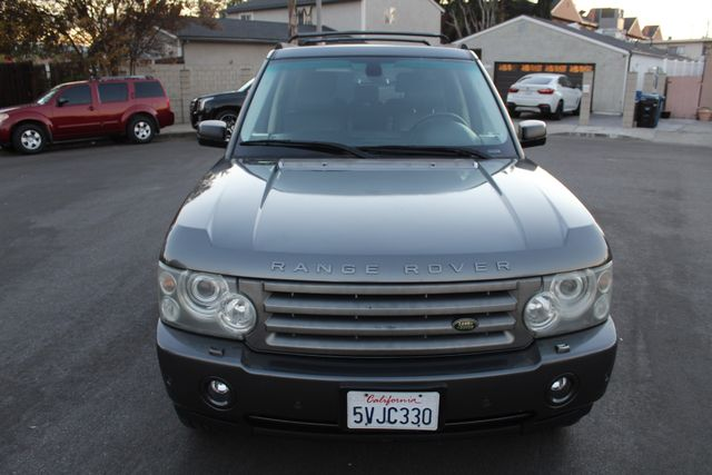 2006 Land Rover RANGE ROVER HSE LUXURY NAVIGATION REAR DVD SERVICE RECORDS in Van Nuys, CA 91406