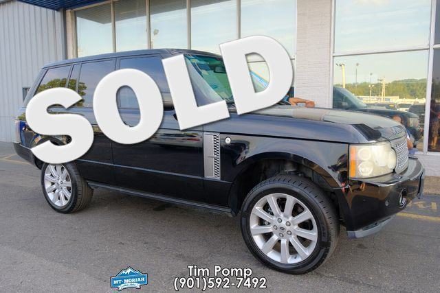 2006 Land Rover Range Rover in Memphis Tennessee