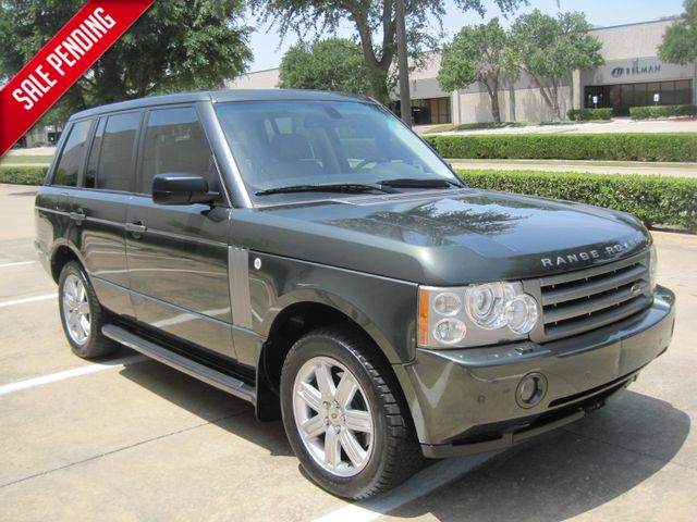 2006 Land Rover Range Rover HSE, Extra Nice. L@@K Only 55k Mles