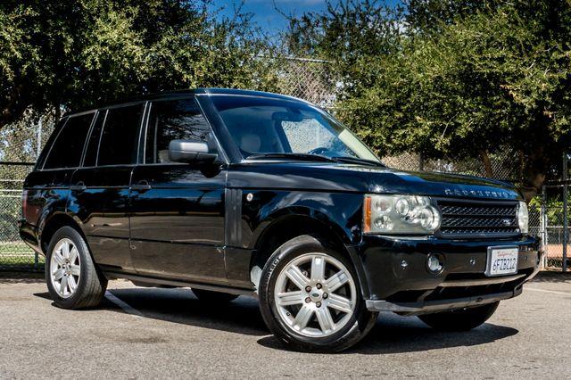 2006 Land Rover Range Rover HSE Reseda, CA 3