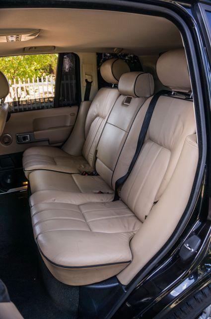 2006 Land Rover Range Rover HSE Reseda, CA 31