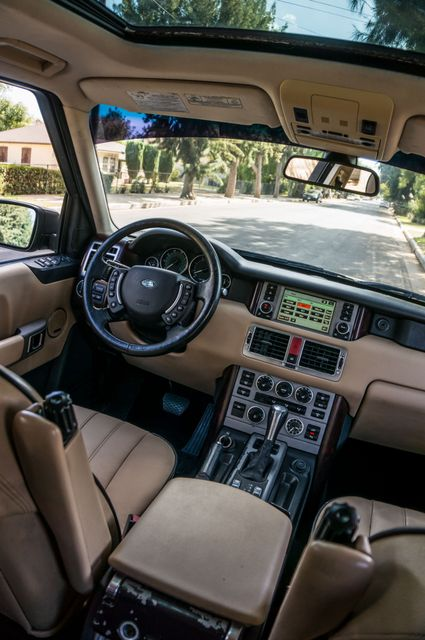2006 Land Rover Range Rover HSE Reseda, CA 36
