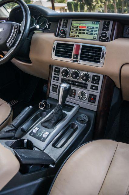 2006 Land Rover Range Rover HSE Reseda, CA 20