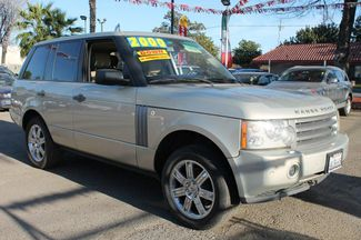 2006 Land Rover Range Rover HSE in San Jose CA, 95110