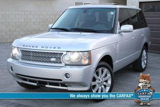 2006 Land Rover RANGE ROVER SC NAVIGATION SERVICE RECORDS REAR DVD in Van Nuys, CA 91406