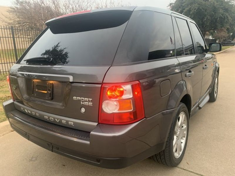 2006 Land Rover Range Rover Sport HSE  city TX  MM Enterprise Motors  in Dallas, TX