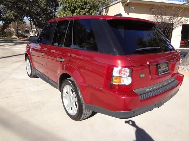 2006 Land Rover Range Rover Sport HSE Austin , Texas 3