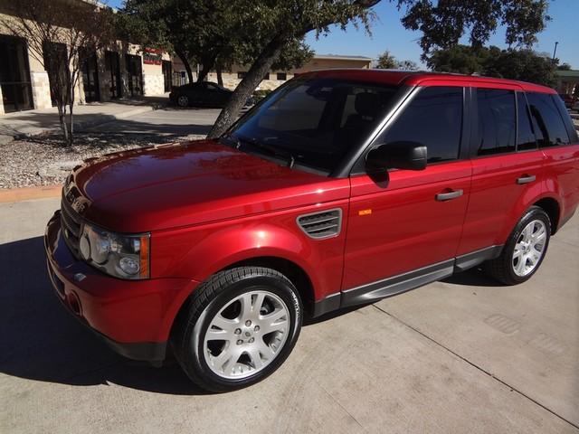 2006 Land Rover Range Rover Sport HSE Austin , Texas 1