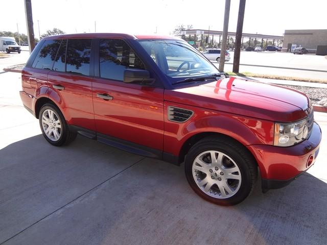 2006 Land Rover Range Rover Sport HSE Austin , Texas 8
