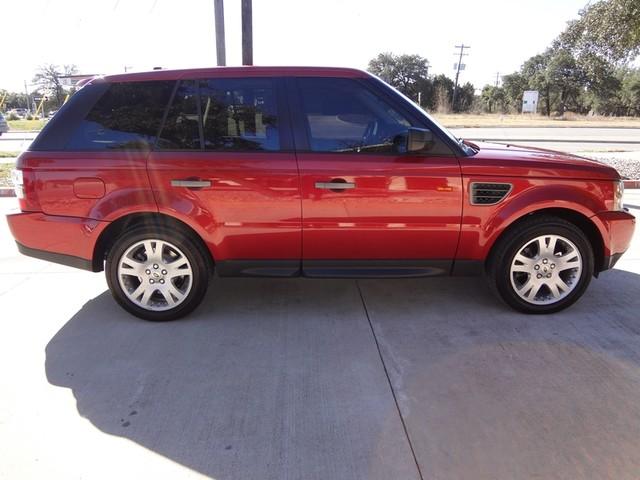 2006 Land Rover Range Rover Sport HSE Austin , Texas 7